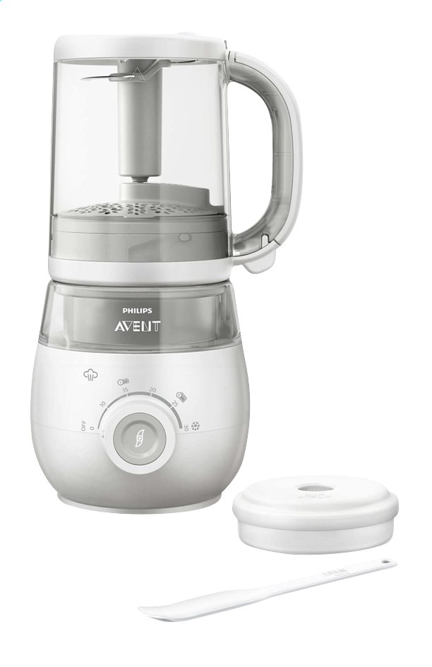 Afbeelding van Philips AVENT Stoomkoker-mixer SCF875/02 4-in-1 from Dreambaby