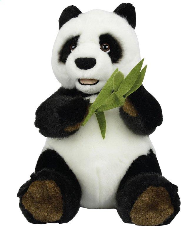 Afbeelding van Knuffel Panda met bamboe 25 cm from Dreambaby