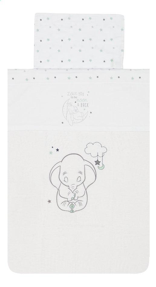 Image pour Plum Plum Drap pour berceau ou parc Dumbo coton à partir de Dreambaby