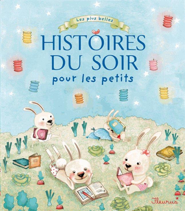 Afbeelding van Babyboek Les plus belles histoires du soir pour les petits from Dreambaby