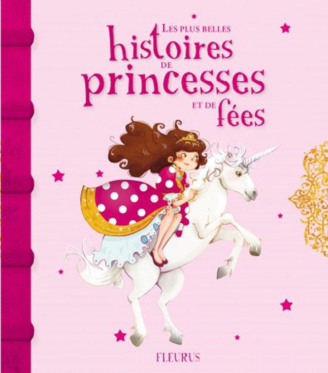 Afbeelding van Boek Les plus belles histoires de princesses et de fées from Dreambaby