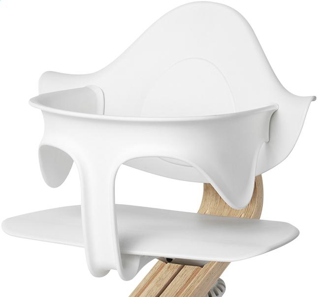 Image pour Nomi by evomove Arceau pour chaise haute Nomi Mini white à partir de Dreambaby