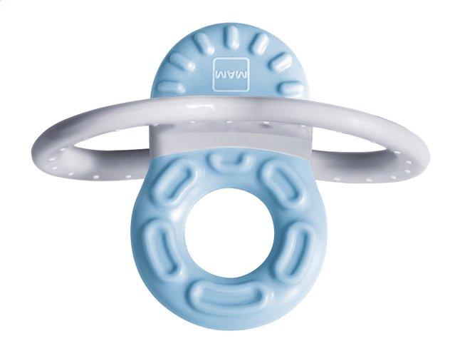 Image pour MAM Anneau de dentition Bite & Relax phase 1 bleu à partir de Dreambaby