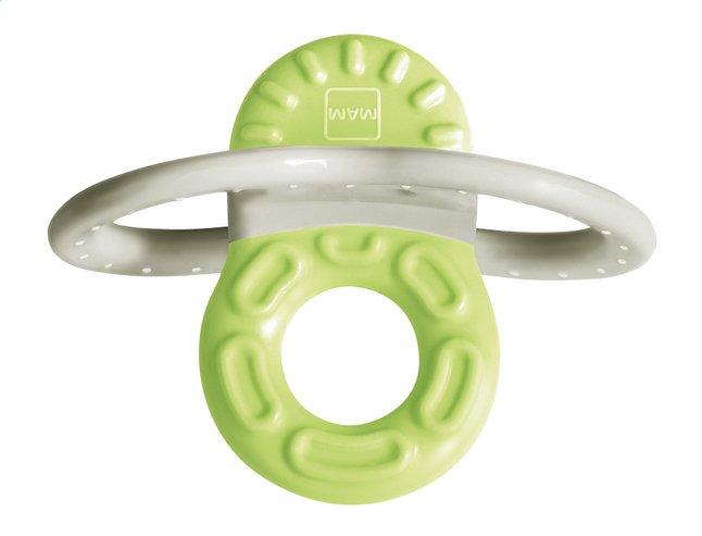 Image pour MAM Anneau de dentition Bite & Relax phase 1 vert à partir de Dreambaby