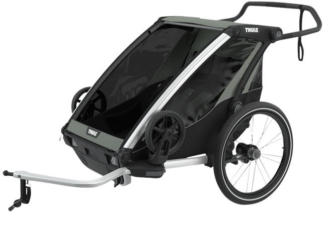 Thule Fietskar Chariot Lite 2 Agave Black