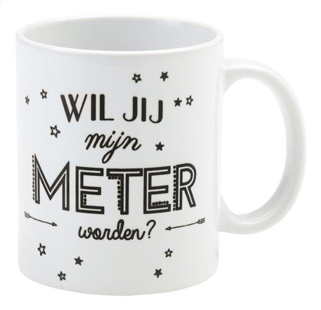 Afbeelding van Minimou Mok Wil jij mijn meter worden? from Dreambaby