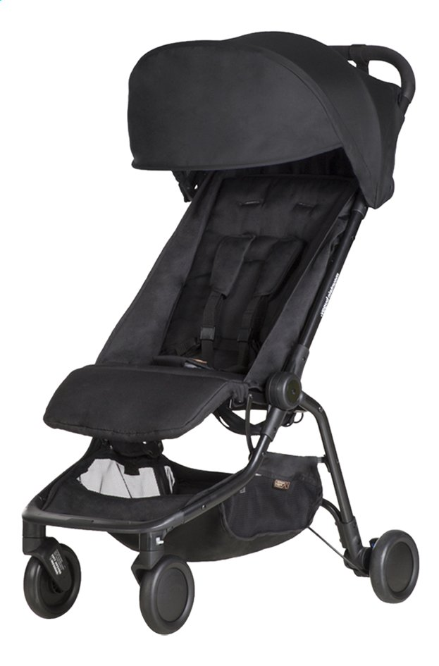 Afbeelding van Mountain Buggy Buggy Nano² black from Dreambaby
