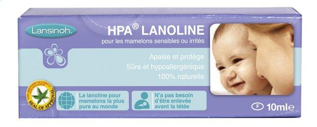 Image pour Lansinoh Pommade pour mamelons HPA Lanolin 10 ml à partir de Dreambaby