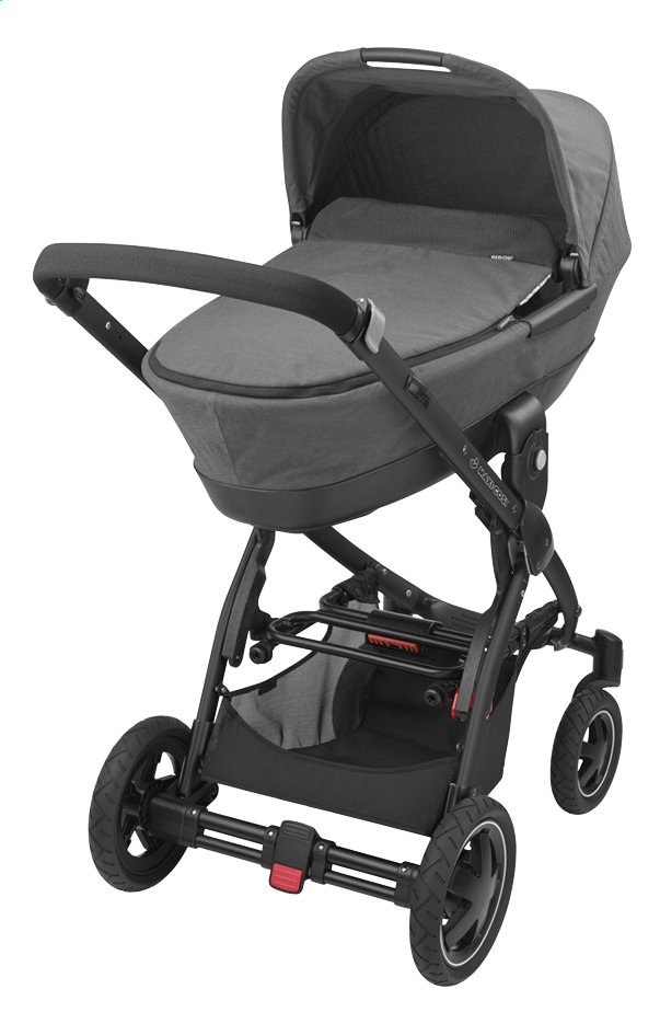 Afbeelding van Maxi-Cosi Opvouwbare / Plooibare draagmand concrete grey from Dreambaby