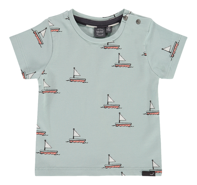 Babyface T-shirt met korte mouwen Grey Mint