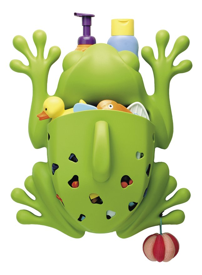 Image pour Boon Bac de rangement pour baignoire Frog Pod à partir de Dreambaby