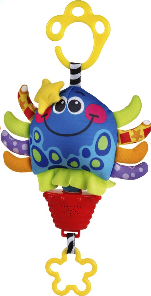 Afbeelding van Playgro Hangspeeltje Musical Pullstring Octopus from Dreambaby