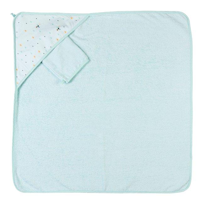 Image pour Nattou Cape de bain et gant de toilette Tim & Tiloo à partir de Dreambaby