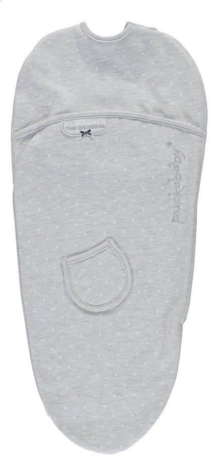 Image pour Puckababy Cape d'emmaillotage Original Piep coton grey 0 - 3 mois à partir de Dreambaby