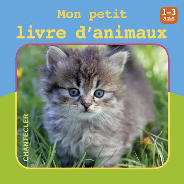 Afbeelding van Mon petit livre d'animaux - FR from Dreambaby