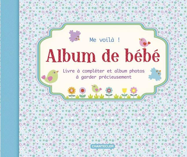 Afbeelding van Me voilà ! : Album de bébé bleu from Dreambaby