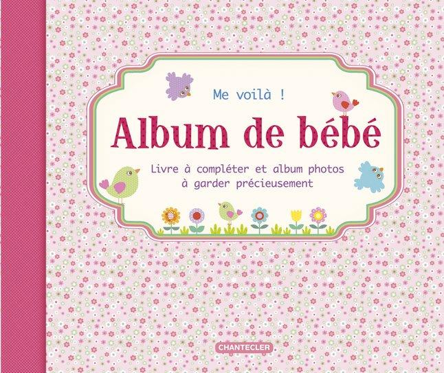 Image pour Journal de bébé Me voilà ! rose à partir de Dreambaby