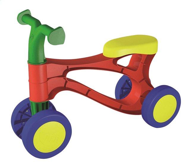 Afbeelding van Loopfietsje My First Scooter rood/geel/groen from Dreambaby