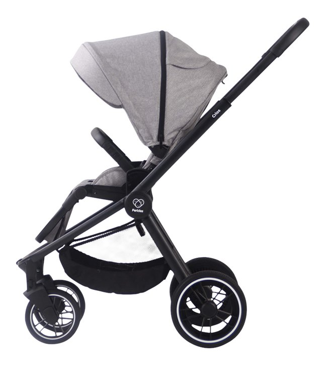 Pericles Wandelwagen Crios silver