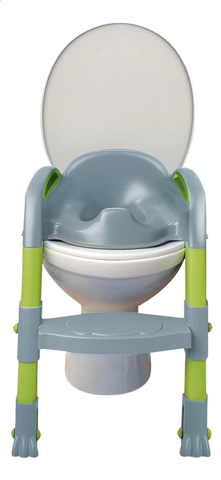 Afbeelding van Thermobaby Wc-brilverkleiner Kiddyloo blauw from Dreambaby
