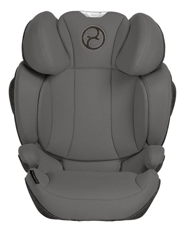 Cybex Siège-auto Solution Z i-Fix Groupe 2/3 i-Size Soho Grey