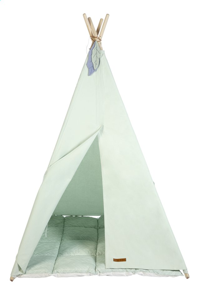 Afbeelding van Little Dutch Tipi mint from Dreambaby