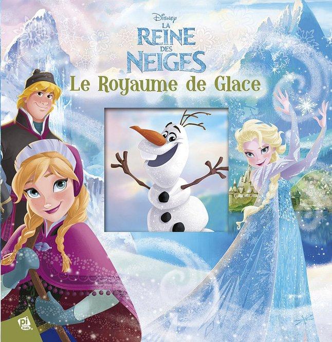 Afbeelding van Babyboek Disney La Reine des Neiges: Le Royaume de glace from Dreambaby