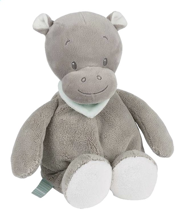 Afbeelding van Nattou Knuffel Loulou, Lea & Hippolyte Hippolyte 28 cm from Dreambaby