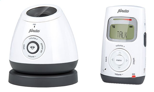 Alecto Babyphone DB-1111 LUX DECT