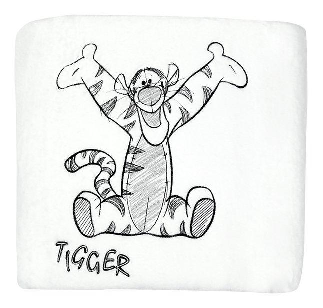 Image pour Plum Plum Couverture pour lit Tigrou coton à partir de Dreambaby