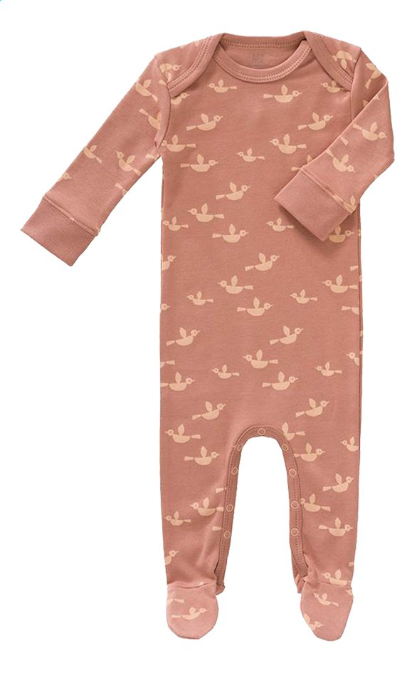 Afbeelding van Fresk Pyjama Bird bordeaux from Dreambaby