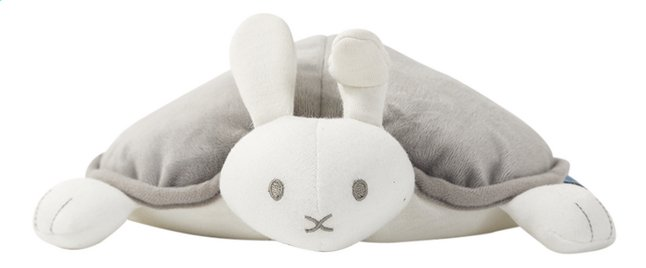 Image pour doomoo Coussin chauffant Snoogy rabbit grey à partir de Dreambaby