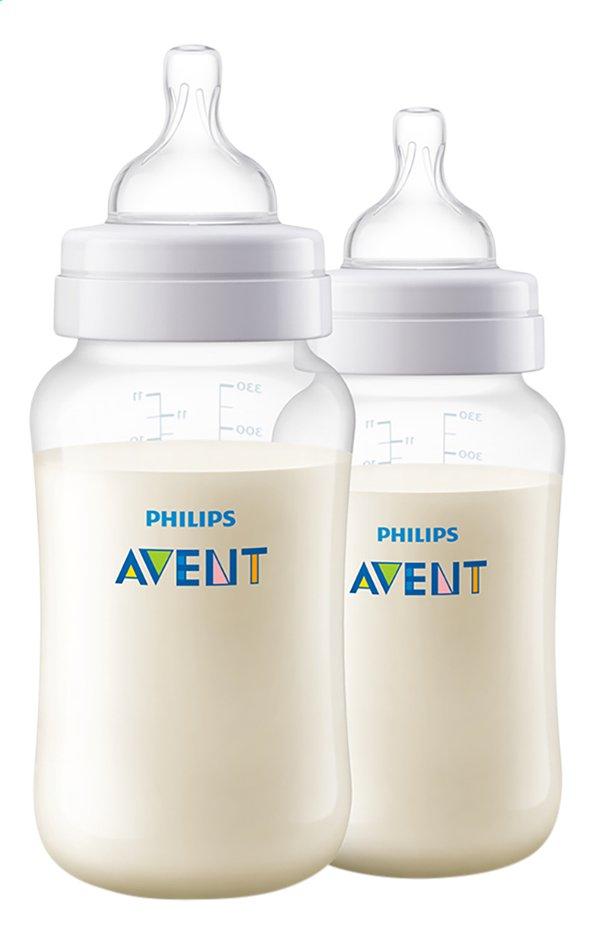 Philips AVENT Biberon Anti-colic Duo transparent 330 ml - 2 pièces