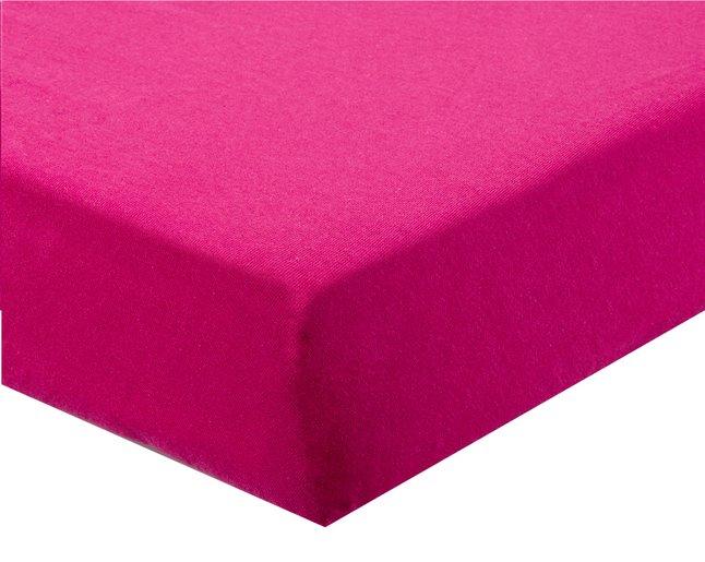 Image pour Dreambee Drap-housse Essentials fuchsia coton Lg 60 x L 120 cm à partir de Dreambaby