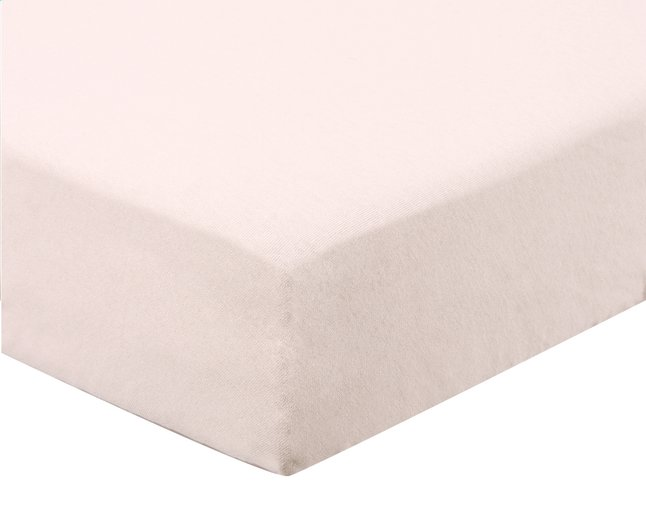 Image pour Dreambee Drap-housse Essentials light pink coton à partir de Dreambaby