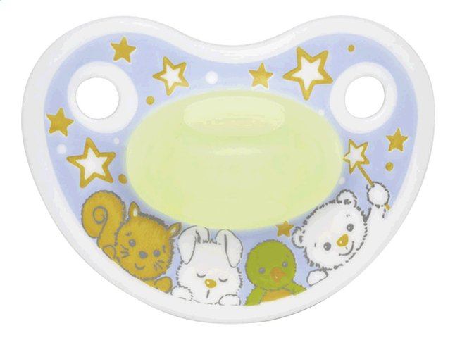 Image pour Bibi Glow in the dark bleu à partir de Dreambaby