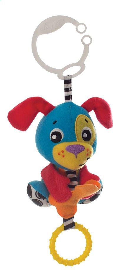 Afbeelding van Playgro Hangspeeltje Peek-A-Boo Wiggling Dog from Dreambaby