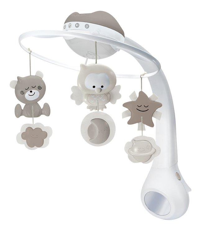 Infantino Mobiel Watch Over Me grey