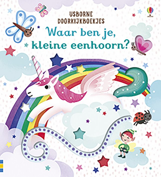 Afbeelding van Babydagboek Waar ben je, kleine eenhoorn? from Dreambaby