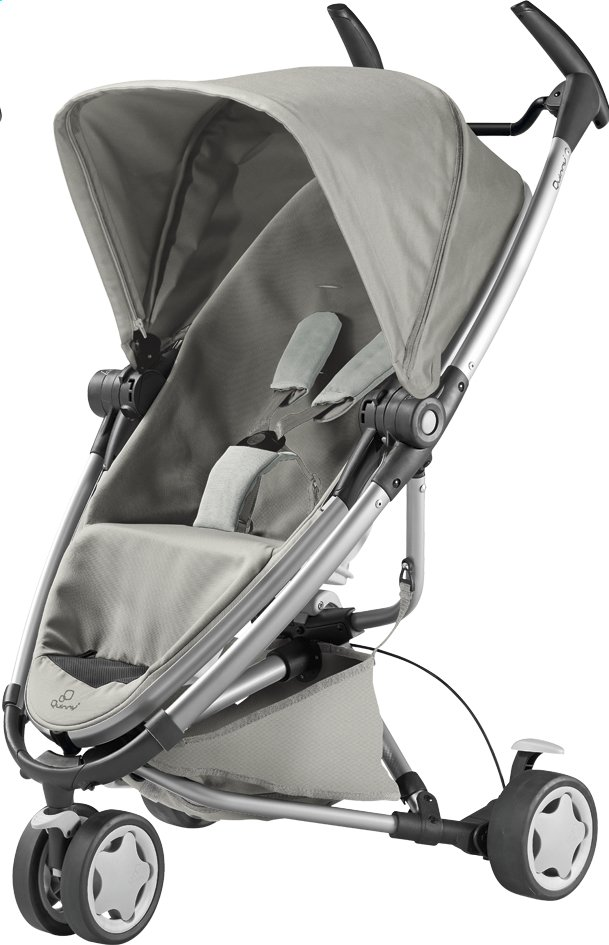 Afbeelding van Quinny Buggy Zapp Xtra 2.0 grey gravel from Dreambaby