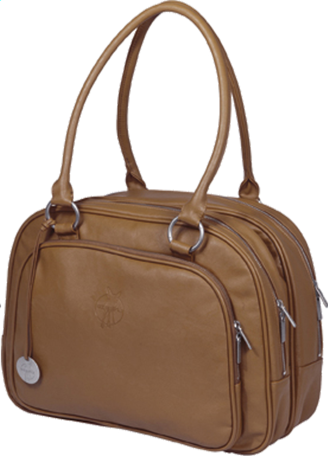 Afbeelding van Lässig Verzorgingstas Tender Multizip Bag cognac from Dreambaby
