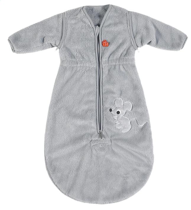 Image pour Pericles Sac de couchage d'hiver Mouse Grey polaire 70 cm à partir de Dreambaby