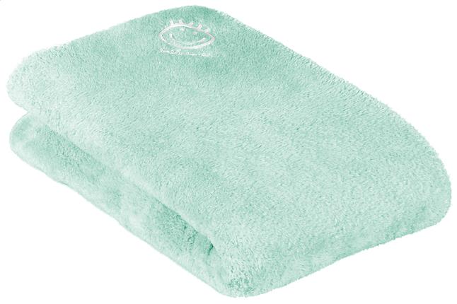 Afbeelding van Bemini Deken voor wieg of park fleece softy jade from Dreambaby