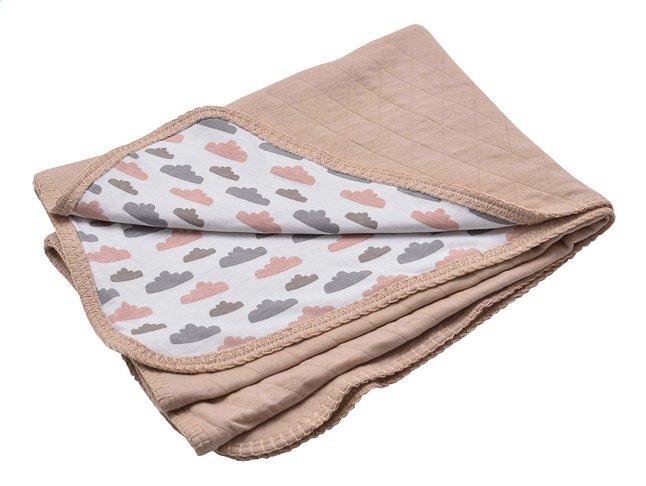 Image pour Lodger Couverture pour berceau ou parc Dreamer nude coton à partir de Dreambaby