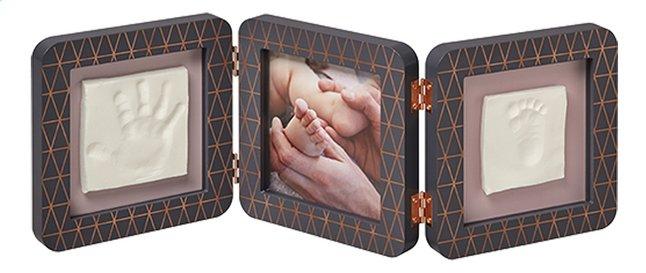 Afbeelding van Baby Art Fotokader met gipsafdruk My Baby Touch copper dark from Dreambaby