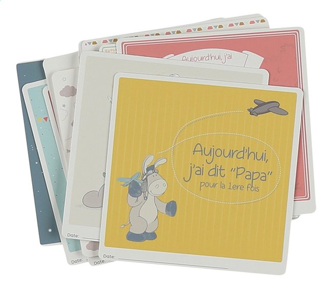 Noukie's Baby Cards