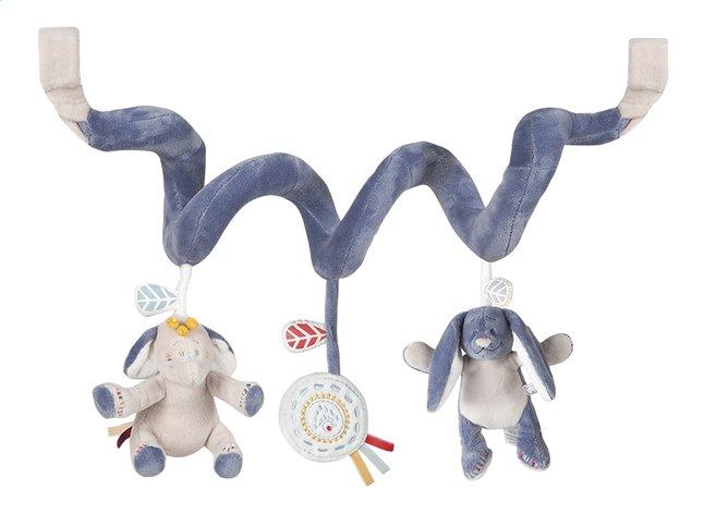 Afbeelding van Noukie's Speelspiraal Bao & Wapi from Dreambaby