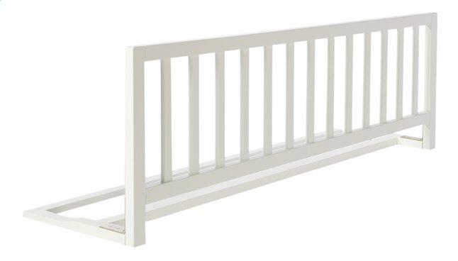 Quax Barrière de lit blanc