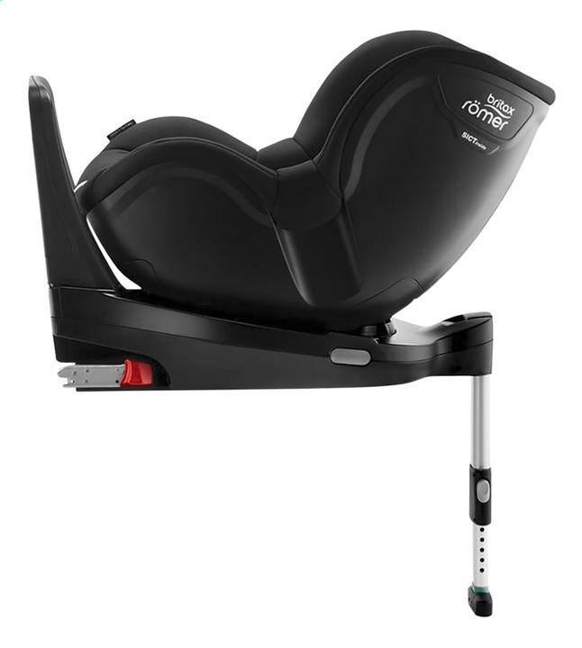 Britax Römer Autostoel Dualfix M Groep 0+/1 i-Size Cosmos Black