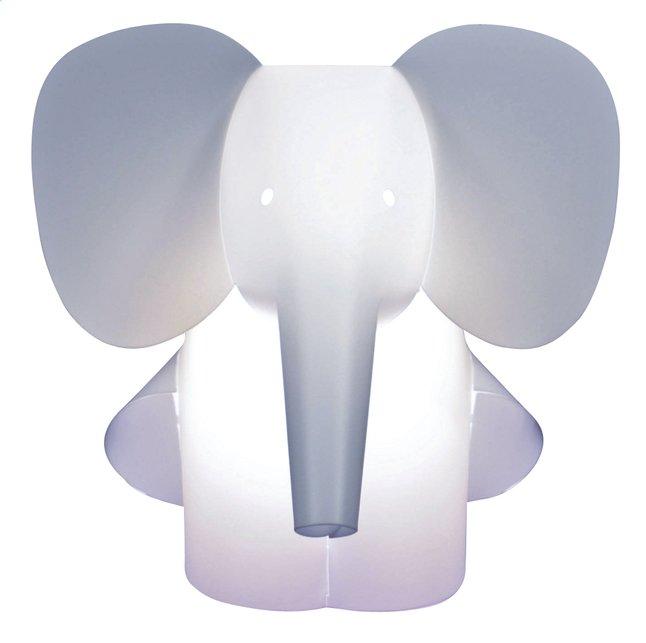 Image pour Zzzoolight Veilleuse Éléphant blanc à partir de Dreambaby